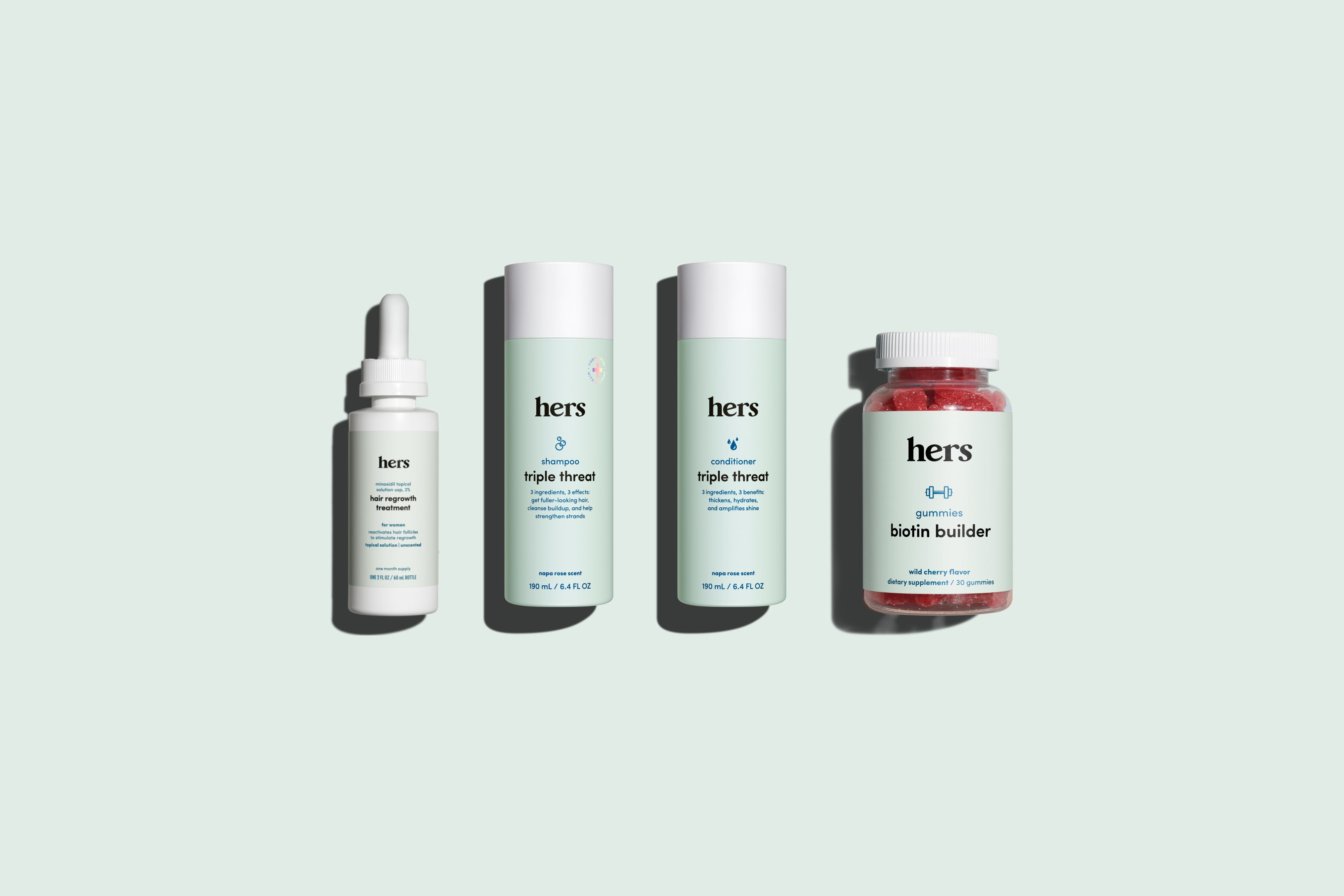 The CompleteHair Kit | Hers